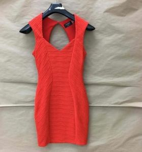 Guess Body Contouring Dress